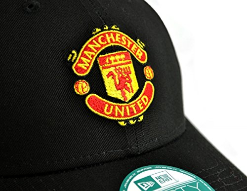 Manchester United FC - Authentic EPL 9FORTY Baseball Cap Black