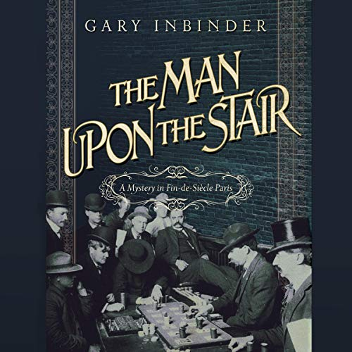 The Man Upon the Stair audiobook cover art
