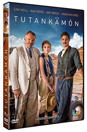 Tutankamón (Tutankhamun) 2016 - Serie Completa [DVD]
