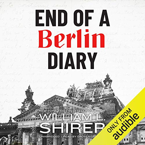 『End of a Berlin Diary』のカバーアート