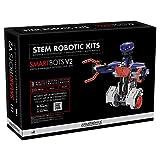 Juguetrónica Smartbots v2 - Kit De Construcción Robótica (230 Piezas) , color/modelo surtido