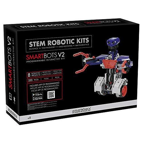 Kit Juguetrónica Smartbots v2