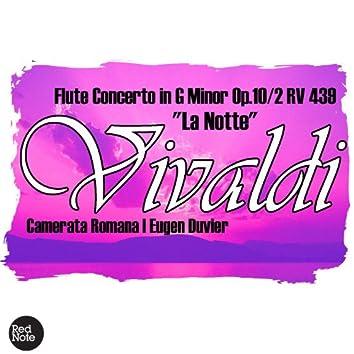 """Vivaldi: Flute Concerto in G Minor Op.10/2 RV 439 """"La Notte"""""""