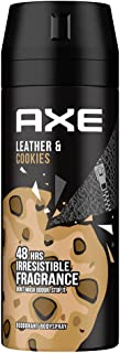 Axe Collision Leather and Cookies, 150ml
