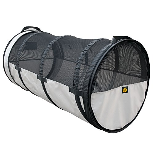 FrontPet Pet Car Crate Tube Kennel