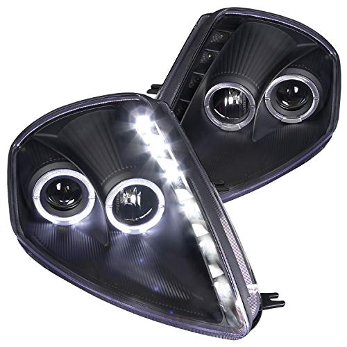 01 eclipse headlight assembly - 4