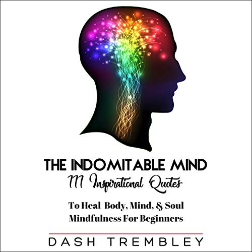 『Mindfulness for Beginners: The Indomitable Mind』のカバーアート