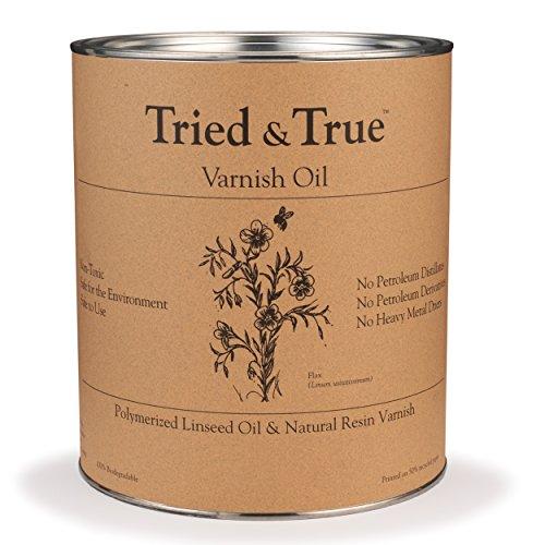 TRIED & TRUE Natural Varnish Oil