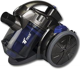 Thulos VC1005BL - Aspiradora multi cicl?nica 1000W, Negro/ Azul