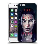 Head Case Designs Licenciado Oficialmente Fear The Walking Dead Luciana Season 6 Characters Carcasa de Gel de Silicona Compatible con Apple iPhone 6 / iPhone 6s