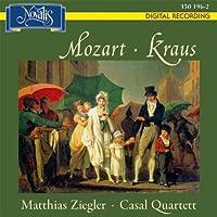 Mozart/Kraus: Chamber Works