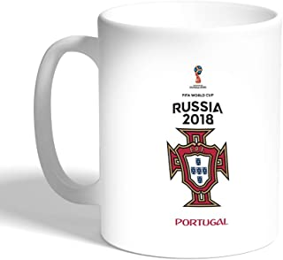 Decalac Portugal Mug for World Cup 2018 (Ceramic)