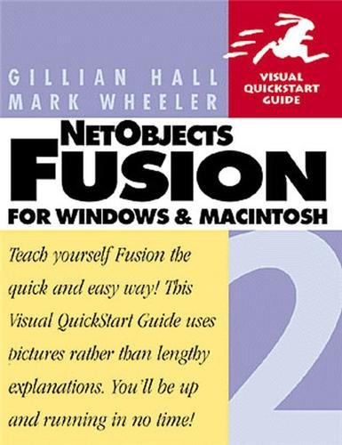 NetObjects Fusion 2 for Windows and Macintosh (Visual Quickstart Guide Series)