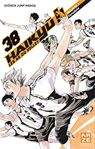 Haikyu!! Les AS du Volley Edition simple Tome 38
