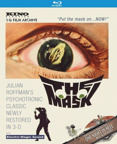 The Mask 3-D [Blu-ray]