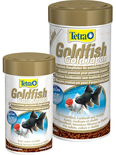 Tetra Goldfish Gold Japan Futter - 100 ml