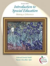 Introduction to Special Education: Making A Difference (7th Edition)