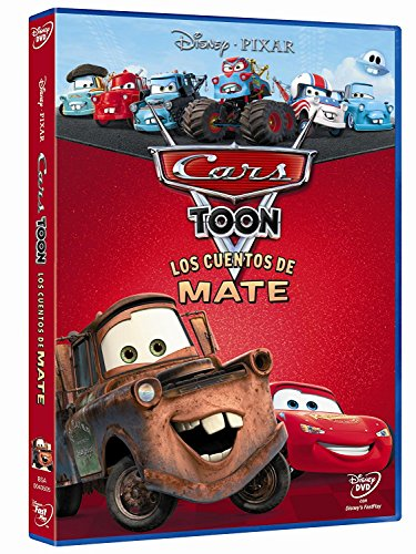 Cars Toon: Los Cuentos De Mate [Blu-ray]