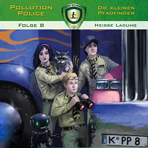 Heiße Ladung cover art