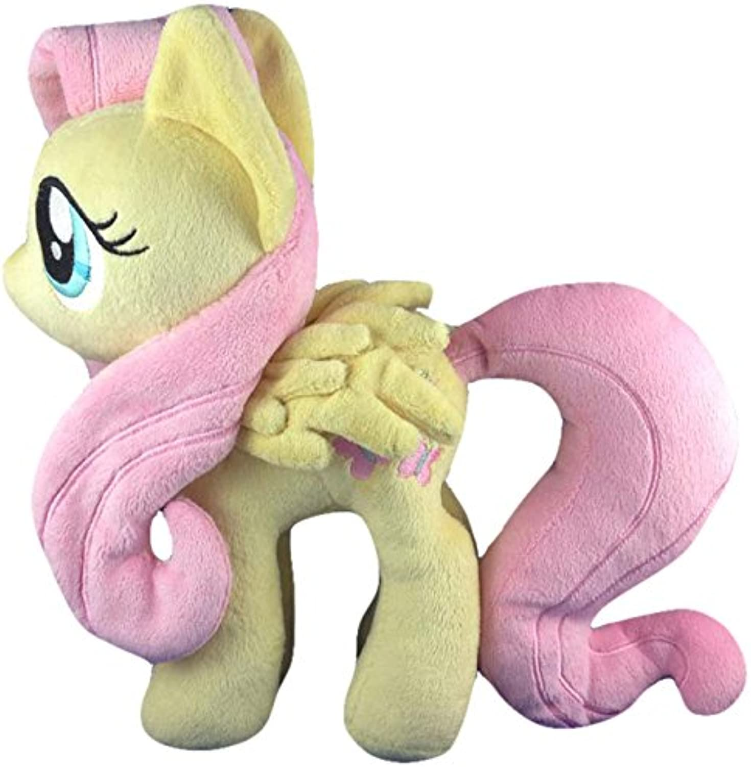 Hay más marcas de productos de alta calidad. 4th Dimension My Little Little Little Pony Fluttershy 12 Plush by 4th Dimension  lo último