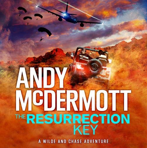 The Resurrection Key Audiobook By Andy McDermott cover art