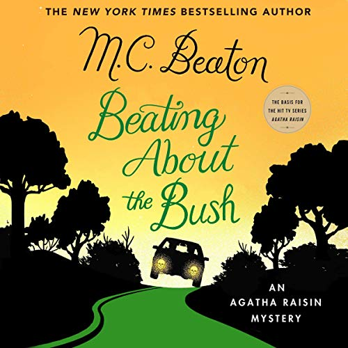 Beating About the Bush audiobook cover art
