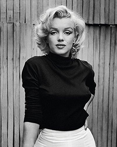 Time Life - Stampa su Tela di Marilyn Monroe, in Poliestere, Multicolore, 40x 50cm