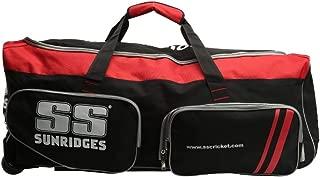 SAI MUSICAL SS Professional Wheel Cricket Kit Bag (Color May Vary)
