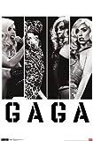 Lady Gaga - Foto Bars Poster Drucken (60,96 x 91,44 cm)