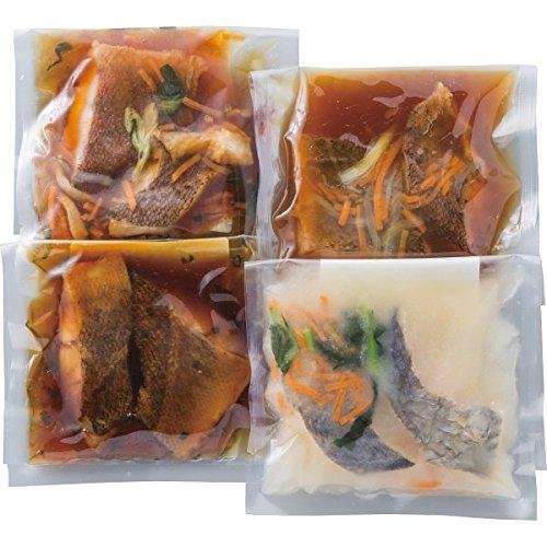 骨抜き魚の和洋中惣菜セット