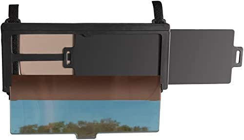 high quality Sliding Car popular Visor Extender, See Through Pull-Down Tinted Screen and Helps Reduce online sale Glare outlet online sale