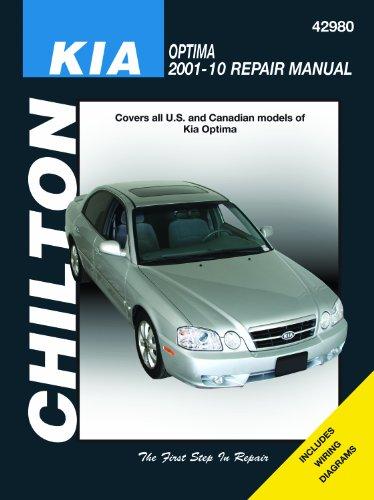 Chilton KIA Optima 01-10 Total C...