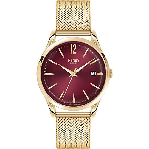 Henry London Holborn HL39-M-0062 - Reloj unisex
