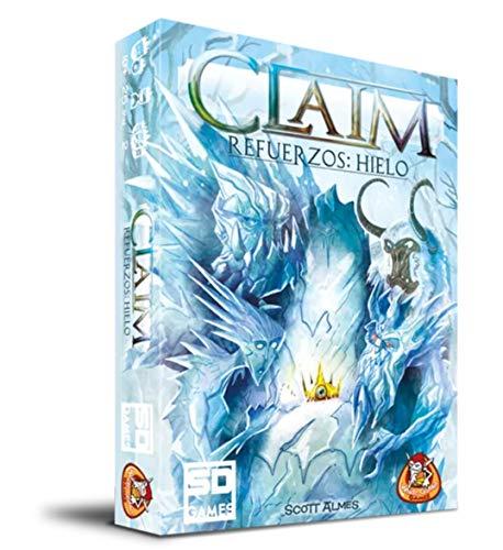 SD Games Claim Refuerzos: Hielo, SDGCLAIM008