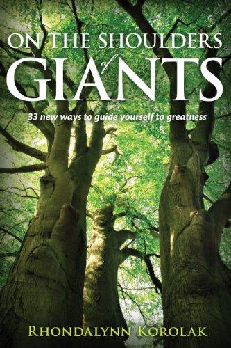 Ebook On The Shoulders Of Giants By Rhondalynn Korolak