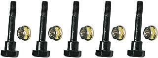 The ROP Shop (5) Shear PINS & Bolts fits Honda HS1132 HS50 HS55 HS624 HS70 Push Snowblowers