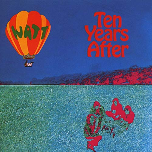 Ten Years After: Watt (2017 Remaster) (Audio CD (Digipack))