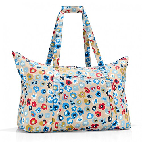 Reisenthel Mini Maxi Travelbag sporttas, 65 cm, 30 L, Millefleurs