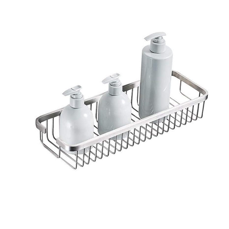 レンダー句読点持つ強力なビスコースネイルフリーステッカーステンレス鋼のモダンなバスルームのトイレタオルラックマウントホルダー良質の耐食性と退色なし、バスルームまたはクローゼット(260 * 135 * 60mm)