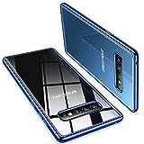 TORRAS Crystal Clear Galaxy S10+ Plus case 6.4 inch, Ultra-Thin...