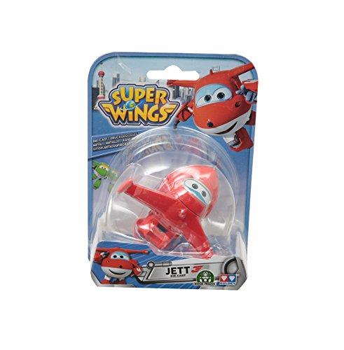 Giochi Preziosi - Super Wings DieCast Personaggio Jett