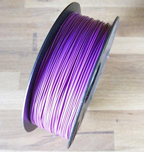 Optimus - Filamento ABS per stampante 3D, colore viola RAL 4008