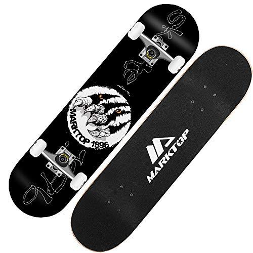 WHOJS Skateboard Komplett Board 31