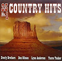 25 Nr. 1 - Country Hits