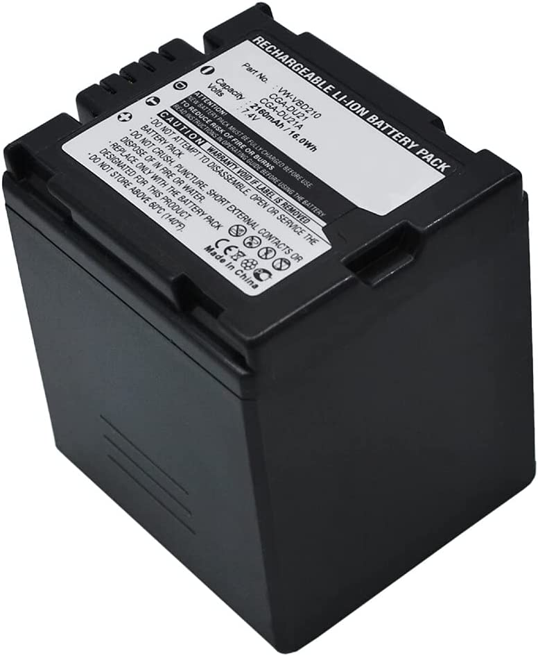 Synergy Indefinitely Digital Camera Battery DZ-BD70 with Hitachi ...