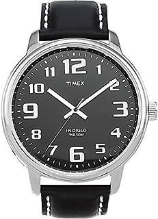 Timex Men's T28071 Year-Round Analog Quartz Black Watch