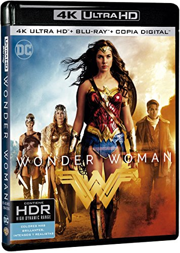 Wonder Uhd Ray [Blu-ray]