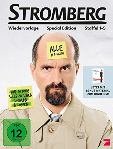 Stromberg - Staffel 1-5 [Deluxe Edition] [10 DVDs]
