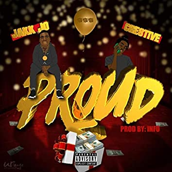 Proud (feat. Cre8tive)