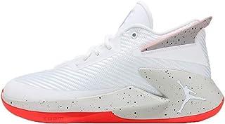 Zapatillas Jordan – Fly Lockdown Blanco/Gris/Rojo Talla: 42